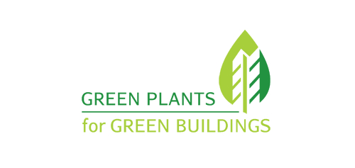 Logo for Green Plants Green Buildings